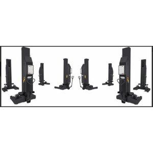Mobile column lift  HydroLift S2 8-6,2, Blitz