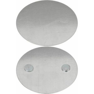 Magnet Assembly Plate BR 1000 for smoke detector, Brennenstuhl