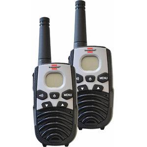 Rācija Walkie Talkie Radio TRX 3500, kompl. 2 gab., Brennenstuhl