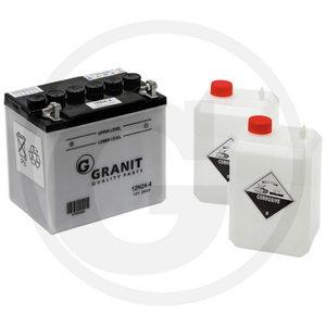 Battery 12V 24AH 200A MCYP200PF DRY, Granit