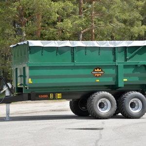 Dump trailer  Trailer PT1300MB, PALMSE