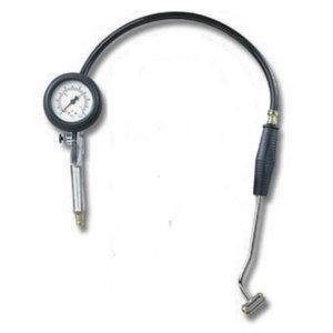 Tyre pressure gauge 10 bar, HRT 01, Leitenberg