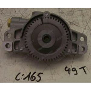 Engine oil pump, ISUZU
