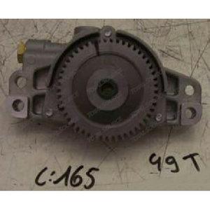 Engine oil pump, ISUZU 4LE2, Total Source