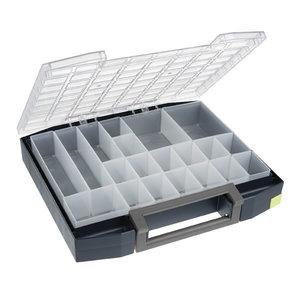 Asortimentinė dėžutė Boxxser 80 8x8-20 Blue, Raaco