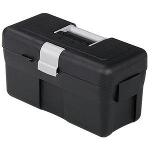 "Instrumentu kaste 17""  melna, Raaco"