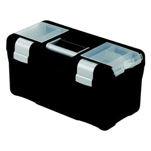 Instrumentu kaste 20L, melna, Raaco