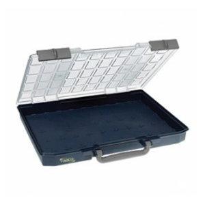 Instrumentu kaste Carrylite 55 5x10-0 zila, Raaco