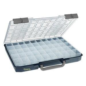Sortimendikohver Carry Lite 55 5x10-50, Raaco