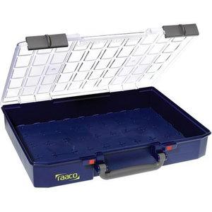 Instrumentu kaste Carrylite 80 5x10-10, zila, Raaco