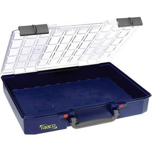 Sortimendikohver Carrylite 80 5x10-0, Raaco
