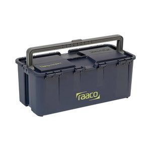 Instrumentu kaste Compact 15, zila, Raaco