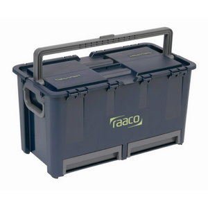 Įrankių dėžė Compact 47 mėlyna, Raaco