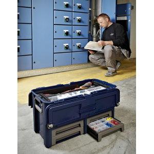 Įrankių lagaminas  Compact 62, Raaco
