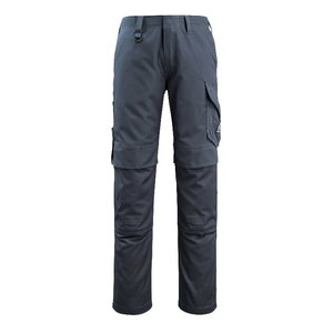 Trousers with kneepad pockets Multisafe Arosa, dark navy, Mascot
