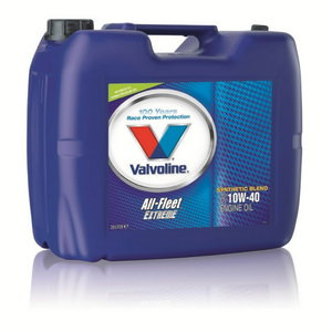 ALL FLEET EXTREME 10W40 20л моторное масло, VALVOLINE