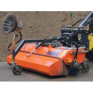 Road sweeper TUCHEL PLUS 590, JCB