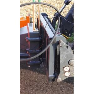 Attachment system for quick-hitch TUCHEL PLUS 590, JCB