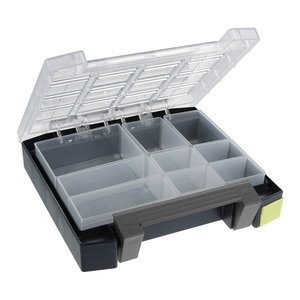 Asortimentinė dėžutė Boxxser 55 4x4-9, Raaco