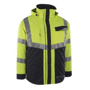 Winter jakcet welder Emmen HI-VIz yellow/navy, Mascot