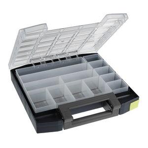 Asortimentinė dėžutė Boxxser 55 5x5-13 Blue, Raaco