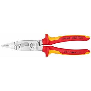 Sähkömiehen leikkuupihdit VDE 200 mm, Knipex