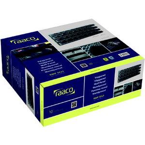 32 kastes ar sienas stiprinājumu, Raaco