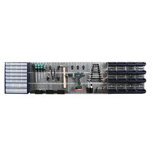Garažo sienelės komplektas Startset 1 be įrankių, Raaco