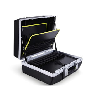 Įrankių dėžė  Basic XL-79 juoda, Raaco