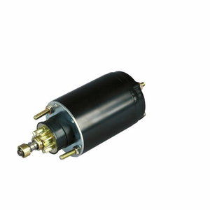 Elektriline starter, Ratioparts