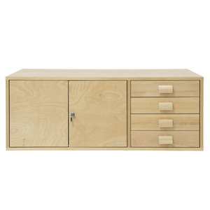 Base cabinet with drawers EB 2 for WB 2100 Profi, Bernardo