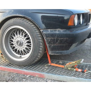 Car mount straps RALLY-1 L=2m 2500kg, Certex