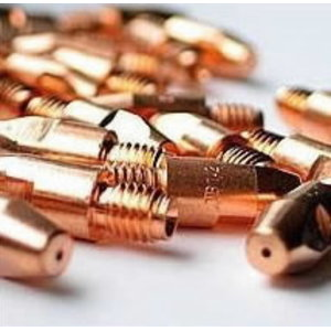 Kontaktinis antgalis CuCrZr (Kemppi) M8x34,5mm 1,2mm, Binzel