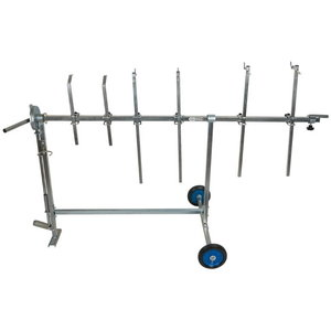 Rotatable paint stands, 1900mm, KS Tools