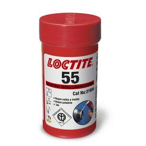 Sriegių sandarinimo siūlas   55 150m, Loctite