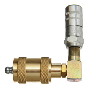Slip-Sleeve connector, 90 degrees, Orion