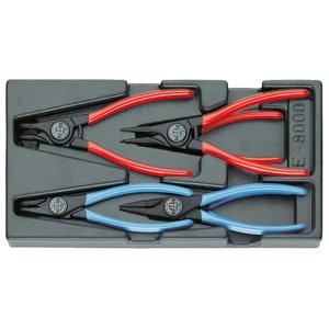 moodul tööriistadega PVC 1500 ES-8000, Gedore