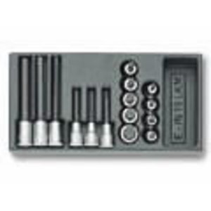 модуль с рабочими инструментами  PVC 1500 ES-IN 19LKM, GEDORE