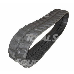 Rubber track 400x72,5x74 Volvo 58 plus, TVH Parts