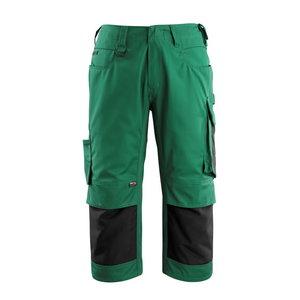 Kelnės 3/4. Altona, žalia/juoda C58, Mascot
