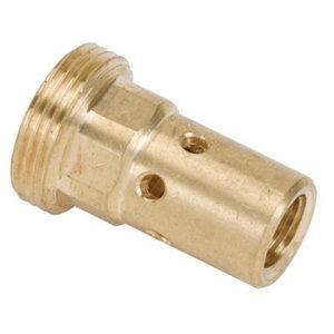 Contact tip holder MB 401D/501D, M8 25mm, Binzel