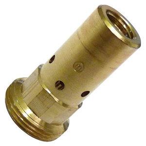Kontaktsuudmiku adapter pikk M8/M10x1, Binzel
