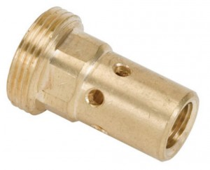 Kontaktsuudmiku adapter MB 401D/501D, M8 27mm