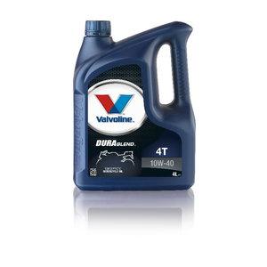 4T DURABLEND  10W40  4л моторное масло, VALVOLINE