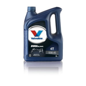 4T DURABLEND SAE 10W40 motor oil 4L, Valvoline