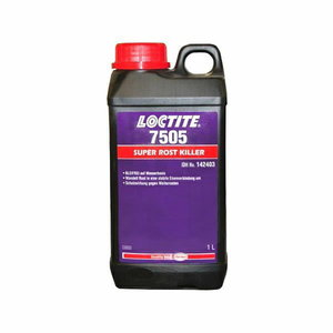 Rust Treatment Coating Super  7505, 1L, Loctite