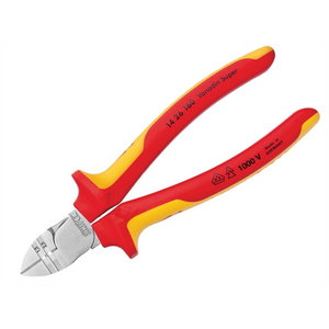 Diagonal Insulation Strippers  VDE, Knipex