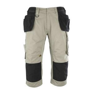 Kelnės 3/4 su  kišenėmis-dėklais 3/4 Lindau chaki C50, , Mascot