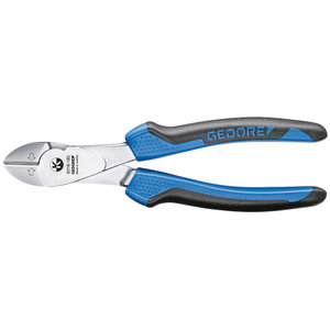 Žnyplės šoninio kirpimo 180 mm 8316-180 JC, Gedore
