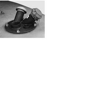 Dome lid for PROFI TANK (male theraded), Cemo